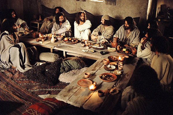 Image result for passover in upper room