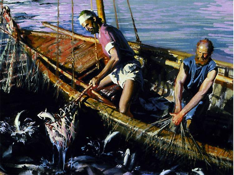 fish sinom  GALILEE GREAT FISH