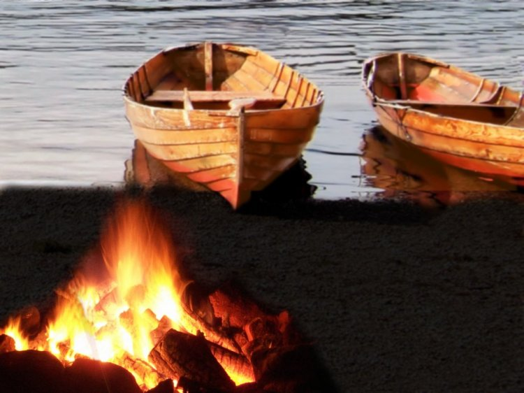 ontheshore GALILEE BOATS