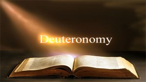 Deuteronomy-ppt
