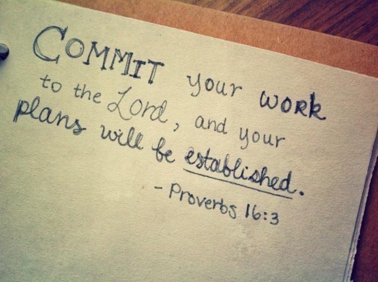 commit 2
