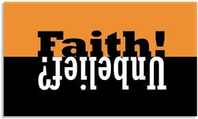 A FAITH UNBELIEF