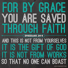 A GRACE FAITH
