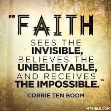 a faith corrie