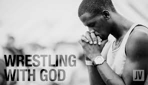 a wrestle